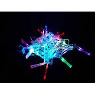 Новогодняя гирлянда LED голка разноцветная 5м