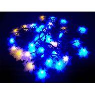 Гірлянда LED сніжинка велика, фото 1