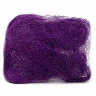 Сизаль темно-фиолетовый