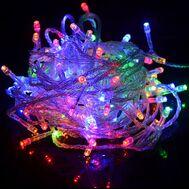 Гірлянда LED 8м на 100 ламп, фото 1