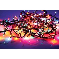 Новогодняя гирлянда микролампа 12м на 300 ламп