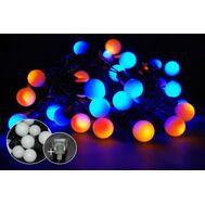 Гирлянда LED фигурка шарики 7м, фото 1