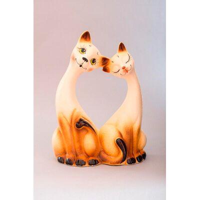 Статуя Коти закохані 26107, фото 1