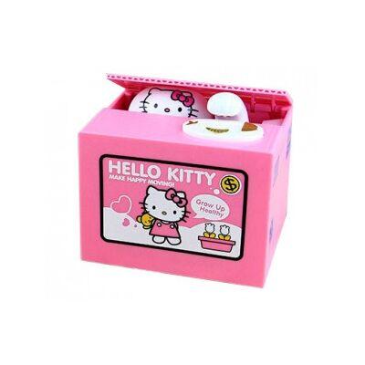 Копилка-воришка Hello Kitty