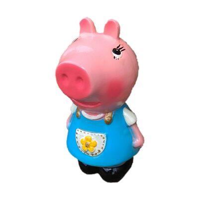Копилка Свинка Пеппа маленькая